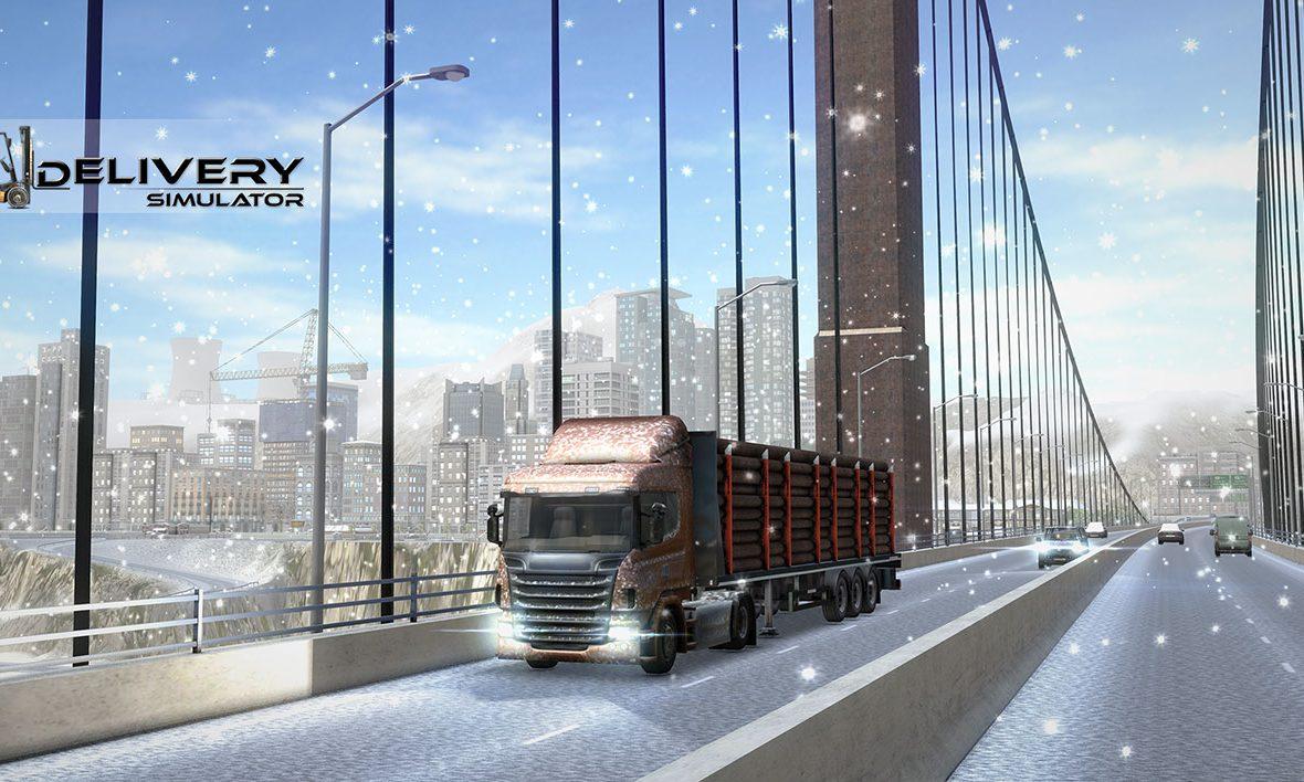 Delivery Simulator Truck
