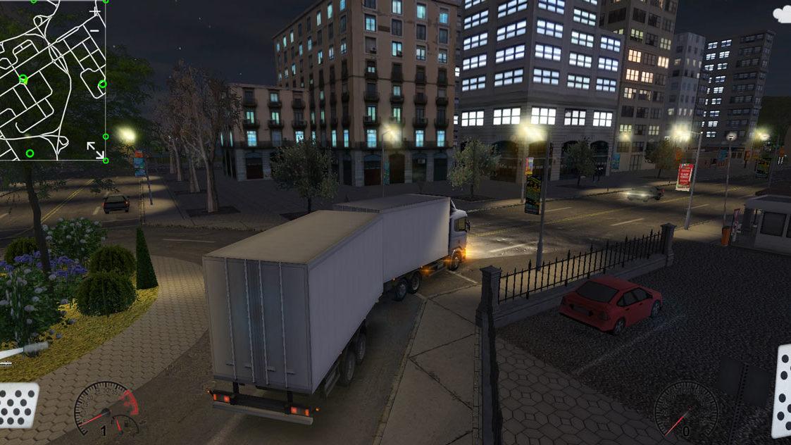 BDF Tandem Delivery Simulator