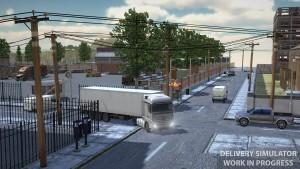 Delivery Simulator Logistics