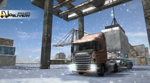 Delivery Simulator