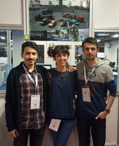 Delivery Simulator Gaming Istanbul