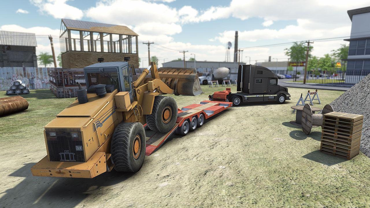 Simula Games | Truck & Logistics Simulator
