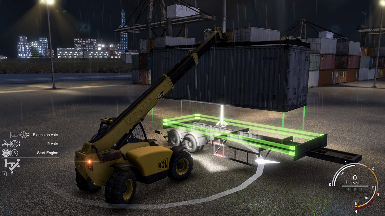 Simula Games   Truck & Logistics Simulator