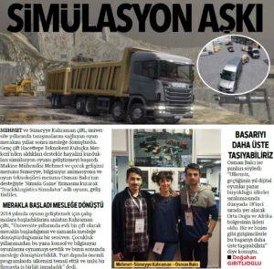 Truck & Logistics Simulator - Hurriyet